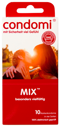 condomo mix kondomer